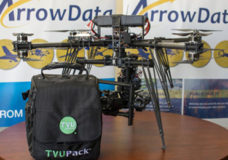 ArrowData and TVU Networks Partner to Deliver Drone-flying Service with Live Video Transmission