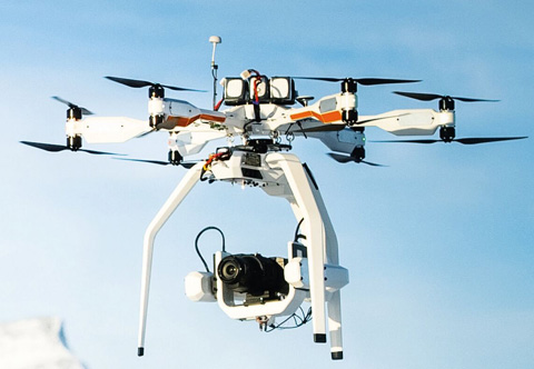 Welk Aviation Takes Flight with AERIGON, Aerial Remote Camera Head for Professionals.