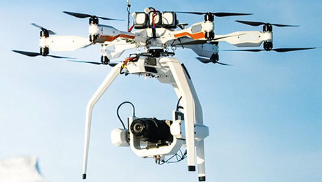 Welk Aviation Takes Flight with AERIGON, Aerial Remote Camera Head for Professionals