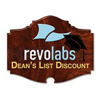 Revolabs Unveils Dean's List Discount Program.