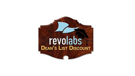 Revolabs Unveils Dean's List Discount Program