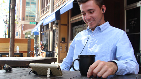 TurtleCell to Debut Game-Changing iPhone 6 Case with Premium-Quality Built-in Headphones at CTIA