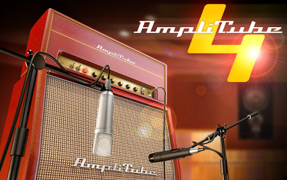 IK Multimedia Announces AmpliTube 4: Hyper-Realistic Tone, Control and Feel