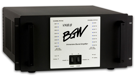 Amplifier Technologies, Inc. Brings BGW Immersive Sound Amplifiers to CEDIA