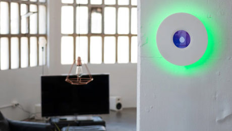 Stay Mindful of Home Water Use with Smart, Wall-Mounted Device: Ôasys.