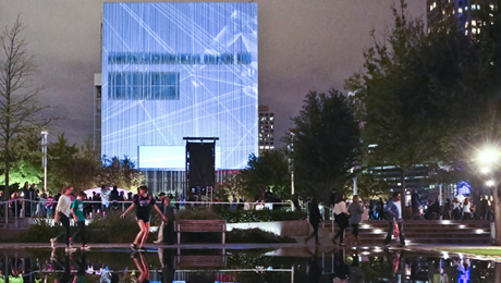 BenQ Continues Commitment to Visual Arts Community With Sponsorship of Aurora in Dallas Arts District