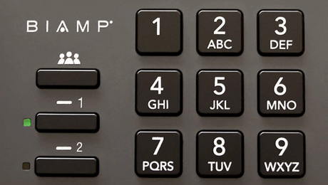 Biamp Systems' All-New Tesira® 2.4 and HD-1 Hardware Dialer Now Available