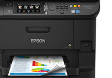Epson WorkForce Pro WF-6530 All-in-One Printer.