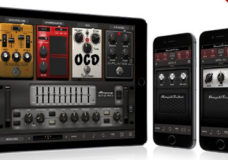 IK Multimedia's AmpliTube® for iPhone/iPad Now Features New Ampeg® & Fulltone® Gear, iOS 9 Compatibility and More