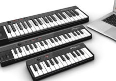 IK Multimedia Introduces iRig Keys USB - The Ultra-Affordable MIDI Keyboard Controllers for Mac/PC