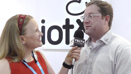 Stream Technologies LTD. & LLC's Kurt Kelley, VP, Strategic Partnerships chats with YBLTV Anchor, Erika Blackwell at CTIA Super Mobility Week 2015.