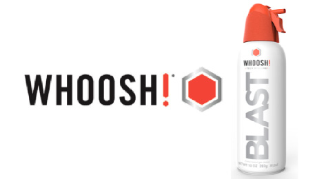 "Whoosh! Introduces ""CleanBlast"" To Keep Keyboards Build-Up Free"
