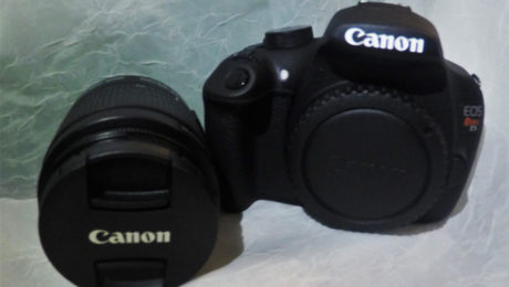 A Top Rated DSLR for Beginners: Canon EOS Rebel T5