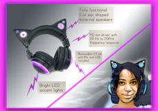 """The Ultimate Headset for Happiness """"Axent Wear Car Ears"""""""