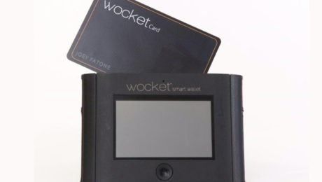 Meet the Next Generation Wocket Smart Wallet at CES 2016; New NFC and Contactless Payment Capabilities Demonstrated