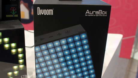 AuraBox by Divoom.