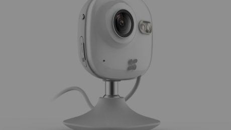 EZVIZ Launches Mini+ 1080p Home Camera for $89.99 at CES 2016