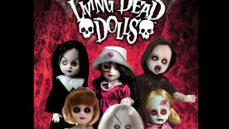 Mezco Releases Living Dead Dolls Limited Edition Blanket. Image Courtesy: Mezco Toyz.