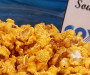 YUMMY Popcorn Girl Makes Awesome POP At Preview Las Vegas