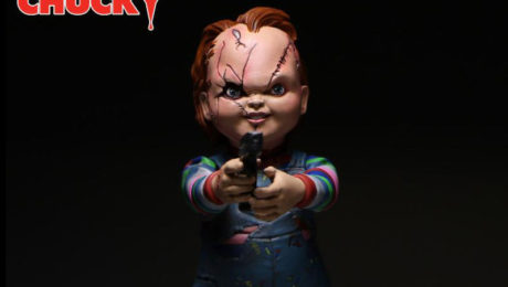Mezco Unleashes Chucky 5inch Action Figure
