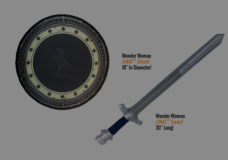 Batman v. Superman: Dawn Of Justice SWATs™ - Soft Weapons And Tactics Plush Weapons
