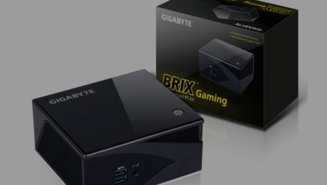 GIGABYTE TECHNOLOGY Co. Ltd. GIGABYTE BRIX BXi7G3-760.