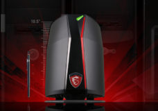MSI Ships Vortex, the World's Smallest Gaming Tower with Astronomical Performance