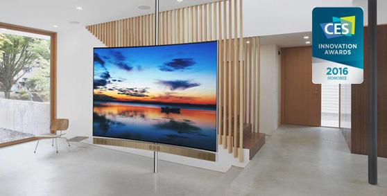 TCL - World's Largest, 110-inch curved screen Ultra-High Definition TV