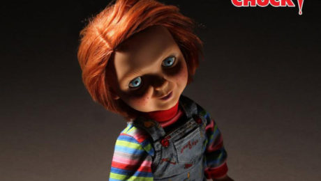 Mezco Presents Good Guys 15inch Chucky Talking Doll