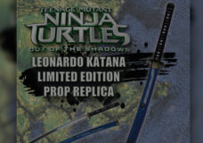 Teenage Mutant Ninja Turtles Leonardo Katana Prop Replica Now Available From Factory Entertainment