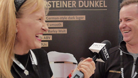We Can't Wait: The Perfect Pour by Warsteiner. YBLTV Anchor Erika Blackwell talks with Warsteiner's VP Marketing, Brian Reames at NCB 2016.