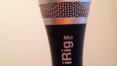 iRig Mic by IK Multimedia.