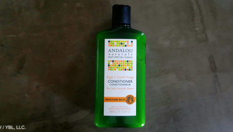 Andalou Naturals. Photo Source: Kayla Costanzo, YBLTV Writer/Reviewer.