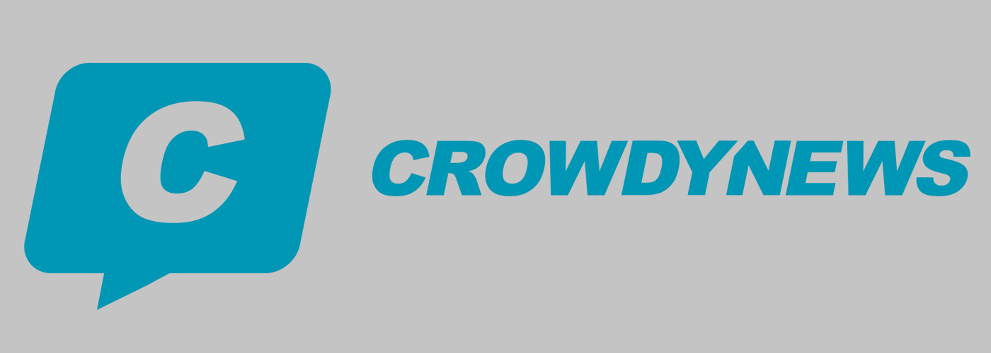 Crowdynews Logo. Source: Crowdynews.