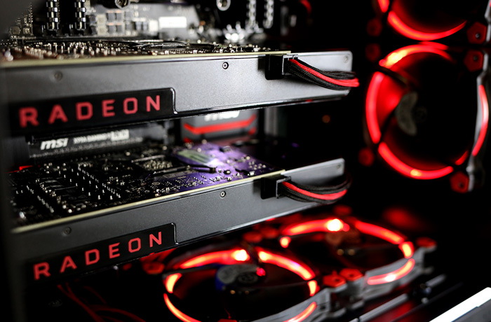 CybertonPC Adds VR Ready AMD Radeon RX 480 Graphics With Polaris Architecture