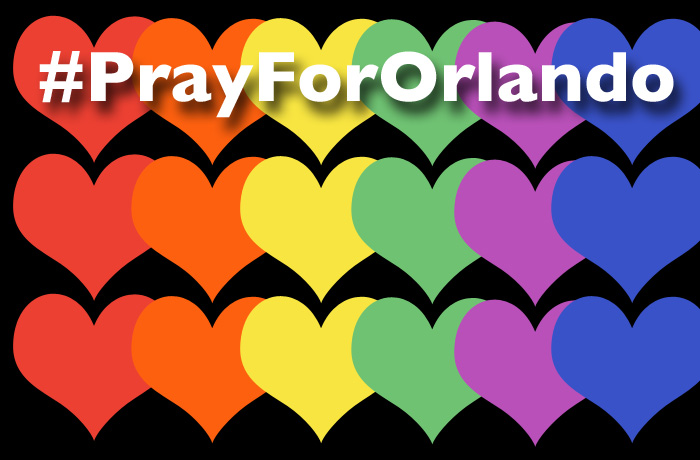 Nightclub & Bar Media Group #PrayFor Orlando.