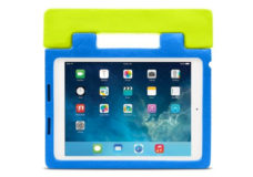 Kensington's SafeGrip™ Rugged iPad® Cases Help Protect Donated Devices for Young Patients at East Tennessee Children's Hospital.