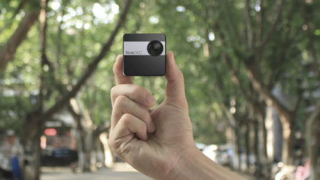 Nico360 World's Smallets Consumer 360° Virtual Reality Camera With 32MP Highest Resolution Launches on Indiegogo
