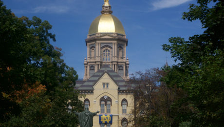 Notre Dame's Fighting Irish Media Shortens Content Delivery Cycle From Hours to Minutes With Quantum Storage Platform.
