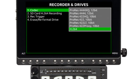 Video Devices to Highlight New H.264 Recording Capabilities For Pix-E Series At IBC 2016