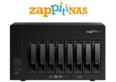 Zappiti NAS Includes Embedded Krika Remote Server Monitoring Technology.