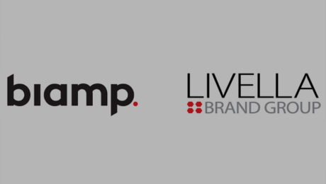 Biamp Systems Announces Livella Brand Group as New Mid-Western Independent Rep.