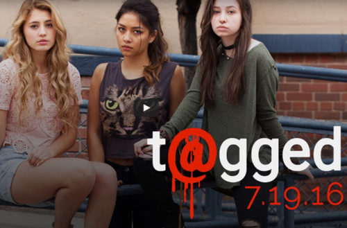 """T@gged"" Review -- You Could Be Dead!"