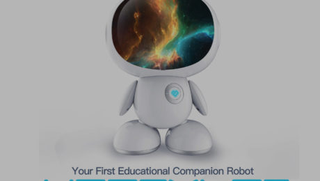 Honeybot Robot Educational Companion & Pet For Kids Launches On IndieGogo.