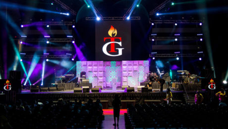 Sound Media utilized Powersoft X Series and K Series amplifiers to deliver clear sound throughout Florida's 8,000-seat BankUnited Center for Tabernacle of Glory's Arise and Shine Conference.