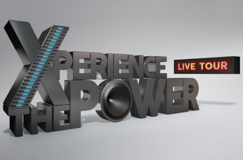 Xperience the Power: Powersoft to Demonstrate its M-Force System Low Frequency Solution at Special Listening Sessions in Los Angeles