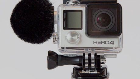 Sennheiser's forthcoming microphone for action cameras has been designed to be the ideal audio partner to a GoPro, easily withstanding adverse conditions such as wind, water, snow and splashes of mud.