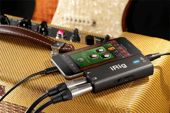IK Multimedia announces iRig HD 2 - the iPhone 7 ready, pro-quality digital guitar interface for iPhone, iPad, Mac & PC