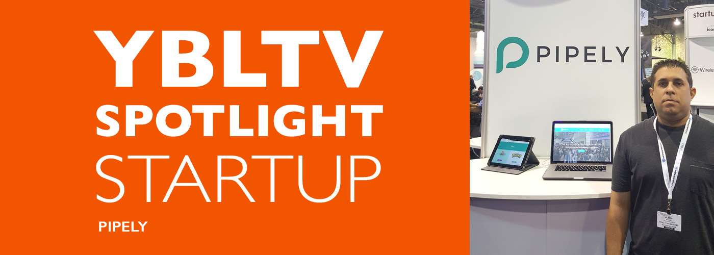 YBLTV Spotlight Startup: Pipely. Almog Koren, CEO & Founder, Pipely / Almog R&D. CTIA Super Mobility 2016.