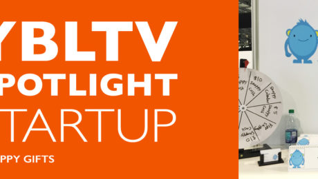YBLTV Spotlight Startup: Snappy Gifts. CTIA Super Mobility 2016.